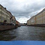 St. Petersburg has as many canals as Venice, but the city is much cleaner