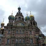 St. Issac's Cathedral in St. Petersburg
