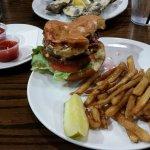 Oak & Dagger Burger