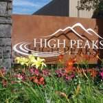Photo de High Peaks Resort
