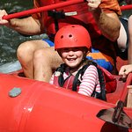 This 8 year old had a great time with our guide Braley!
