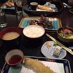 Katsura Bento Box lunch. Delicious!