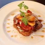 French toast from the a la carte menu