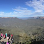 Photo de Echo Point Lookout