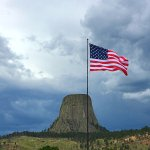 July 2017-Devils Tower National Monument