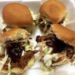 Special: Carolina Pulled Pork Sliders