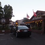 Front of Solvang Brewing Company