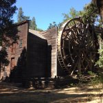 Historic Bale Grist Mill (1846)