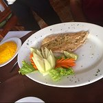 Red Snapper...freshly gathered from Juan Dolio Caribbean sea areas ...