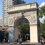 Check out the Strangers Project in Washington Square Park!