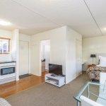 Promenade Studio unit with kitchen