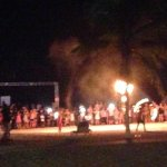 Exciting Fire show