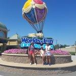 Worlds Of Fun Oceans of Fun Photo