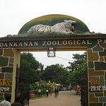 Nandankanan zoo is the best place where you can spend 5 to 6 hours in a day.It is best park in b