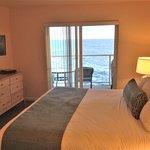 Master bedroom view of the ocean
