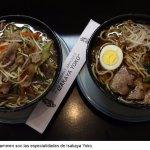 Izakaya Yoko se caracteriza por contar con una amplia variedad de platos típicos japoneses.