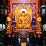 Wenshu Yuan Monastery Foto