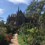 gardens and Fitzallen chapel