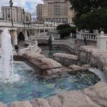 Alexander Garden - cascading pools