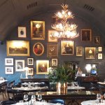 Photo of The Great Hall Restaurant at The Lygon Arms