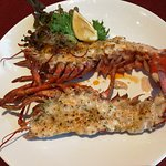 Boston Lobster Thermidoir