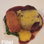Fillet Mignon, Main