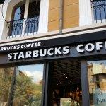 Foto van Starbucks Cort