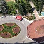 view/parking lot/main entrance