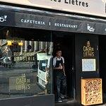 Photo of El Cafe de la Casa de les Lletres