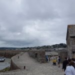 On St Michaels mount