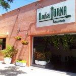 Restaurante Doña Juana, en C.C.Punta Almenara (Punta Umbría). Entrada por Avda del Decano