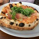 "Pizza ""Bufala Coperta"" (kliene Portion)"