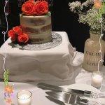Lemon Pound Cake Wedding Cake