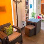 New Cozy Corner | Nowy kącik wypoczynkowy