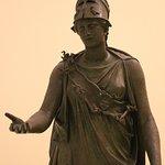 Atena (em bronze)