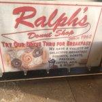 Foto di Ralph's Donut Shop