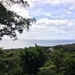 At the start of Gumbalimba Park Zipline