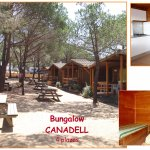 Bungalow Canadell - 4 plazas
