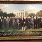 Presidential Painting
