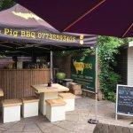 Photo de Idle Pig BBQ at The Bell Inn