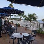 Evening time before dinner at Vic San Antonio in Puerto del Carmen