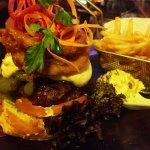 Lamb Koefte burger