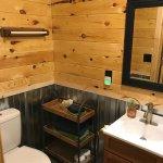 Bathroom with luxury Shower
