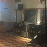 More of the recording room . . .