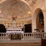 "the beautiful "" ALTAR "" at Eglise Sainte Marie Majeure"