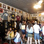 Sun Studio's Memphis TN.
