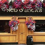 Ned O'Sheas- The home of Irish Music and Dance , the only bar in Dublin that still has Set Danci