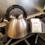 Chicago Guest House on Newport Ave_1st Floor Clark Suite_Complimentary TAZO Tea
