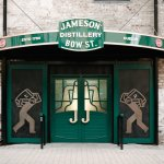 One of Irelands most iconic whiskey was made on Bow Street, a stones throw from Ned O'Sheas