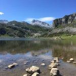 Photo de Lake Covadonga